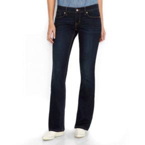 Women's Levi's 524 Faded Bootcut Jeans