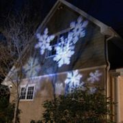 LumaBase Snowflake LED Projector Light 3 pc Set