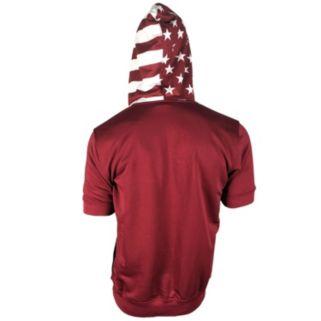 Men's Zipway Cleveland Cavaliers Flag Hoodie