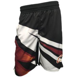 Men's Zipway Cleveland Cavaliers Motorcross Shorts