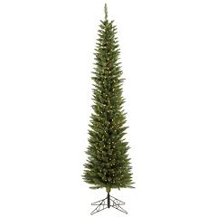 Vickerman 6.5-ft. Pre-Lit Durham Pole Pine Artificial Christmas Tree