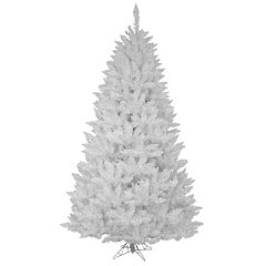 Vickerman 7.5-ft. Sparkle White Spruce Artificial Christmas Tree