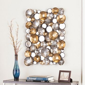 Lepore Metal Wall Art