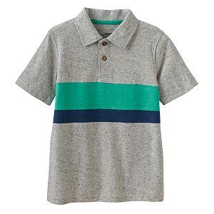 Boys 4-7x SONOMA Goods for Life™ Striped Polo