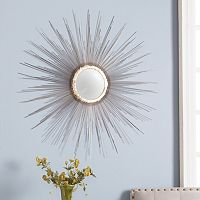 Pettigrew Metal Mirror Wall Art