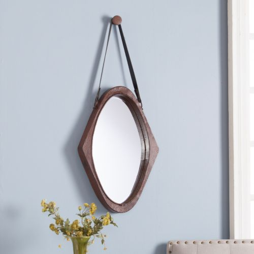 Holly & Martin Ecoff Oval Wall Mirror