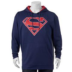Big & Tall DC Comics Superman Graphic Fleece Hoodie