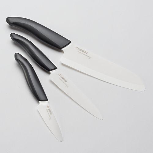 Kyocera 3-pc. Knife Set