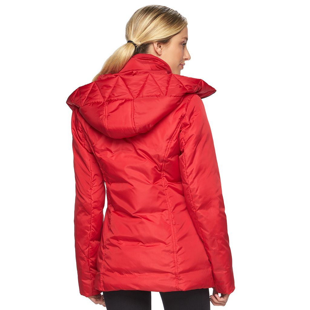 Women's Hemisphere Double-Zip Down Jacket