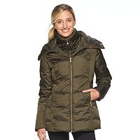 Women's Hemisphere Double-Zip Down Jacket
