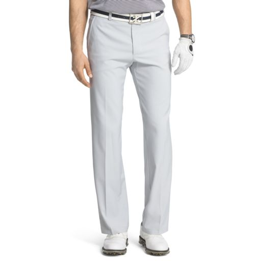 Men's IZOD Straight-Fit Performance Flat-Front Golf Pants