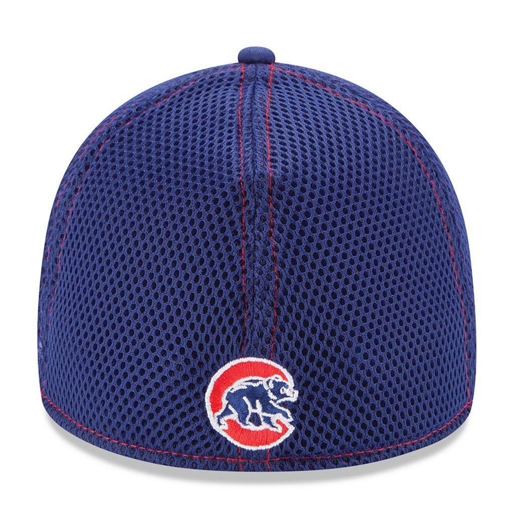 Adult New Era Chicago Cubs Neo 39THIRTY Flex-Fit Cap