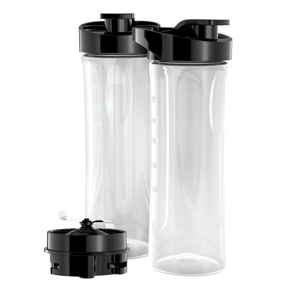 Black & Decker FusionBlade Single Serve Jars 2-Pack