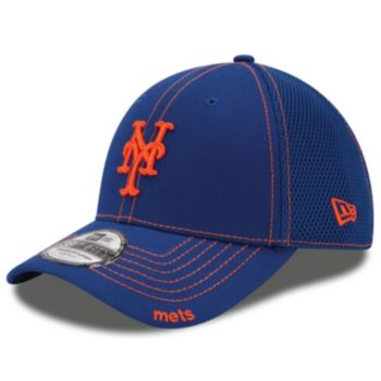 Adult New Era New York Mets Neo 39THIRTY Flex-Fit Cap