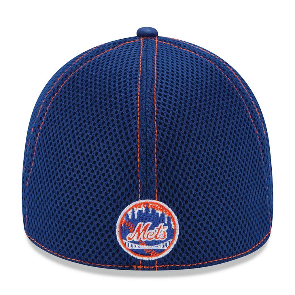 Adult New Era New York Mets Neo 39THIRTY Flex-Fit Cap
