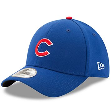 Adult New Era Chicago Cubs Team Classic 39THIRTY Flex-Fit Cap