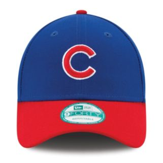 Adult New Era Chicago Cubs 9FORTY League Adjustable Cap