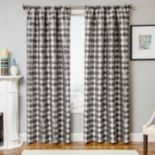 Softline 1-Panel Larson Window Curtain
