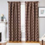 Softline Larson Tile Window Curtain