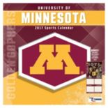 Minnesota Golden Gophers 2017 Sports Calendar