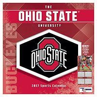 Ohio State Buckeyes 2017 Sports Calendar