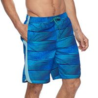 Men's Nike Zig Water Shedding Swim Trunks