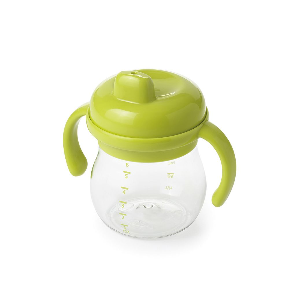 OXO Tot Transitions 6-Oz. Sippy Cup with Removable Handles