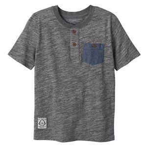 Boys 4-7 SONOMA Goods for Life™ Slubbed Short Sleeve Tee