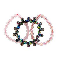 Toddler Girl OshKosh B'gosh® 3-pk. Beaded Bracelets