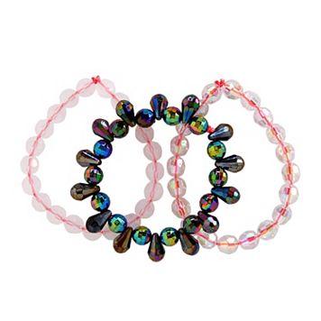 Toddler Girl OshKosh B'gosh® 3-pk. Beaded Bracelets