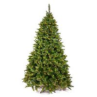 Vickerman 6.5-ft. Pre-Lit Cashmere Pine Artificial Christmas Tree