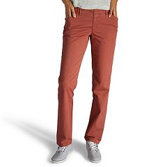 Women's Lee Essential Straight-Leg Chino Pants