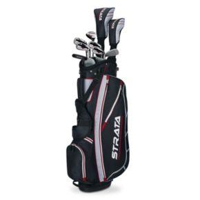 Men's Callaway 2015 Strata Flex Right Hand Golf Clubs & Stand Bag Set
