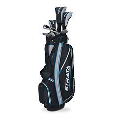 Women's Callaway 2015 Strata Flex Right Hand Golf Clubs & Stand Bag Set