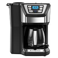 Black & Decker Mill & Brew Programmable Coffee Maker