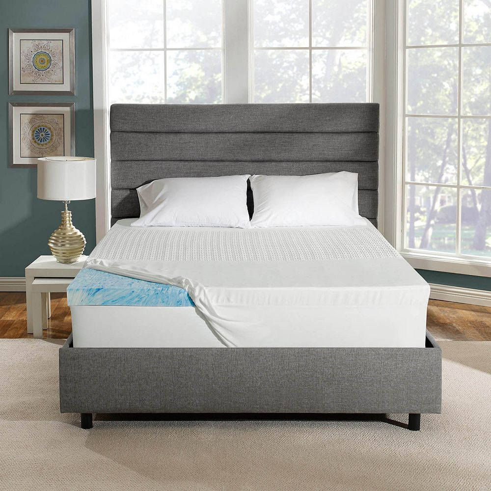 Serta 3 inch memory foam mattress topper - Serta 3 Inch Memory Foam Mattress Topper 38
