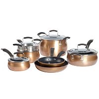 Epicurious 11 pc Aluminum Cookware Set