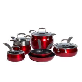 Epicurious 11-pc. Aluminum Cookware Set
