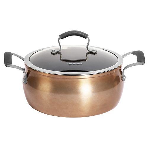 Epicurious 5-qt. Covered Chili Pot