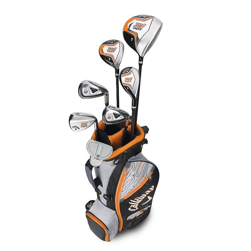Callaway Golf XJ Hot Boys 9-12