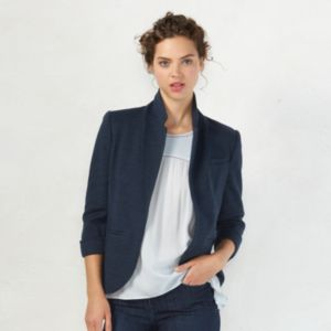 Women's LC Lauren Conrad French Terry Blazer