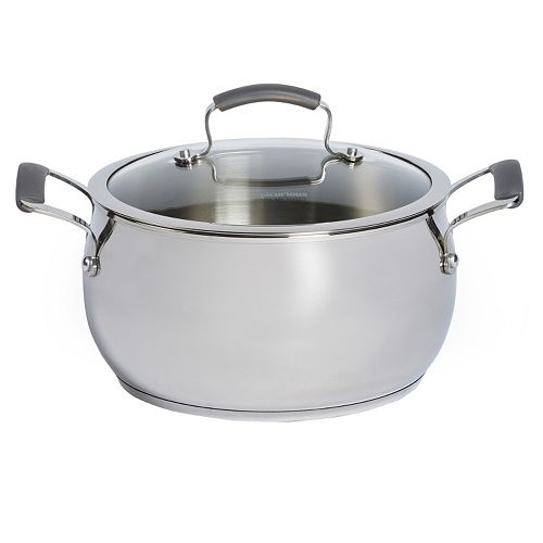 Epicurious 6-qt. Stainless Steel Chili Pot