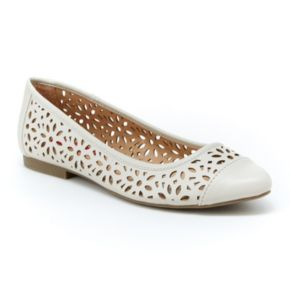 Unionbay Willis Women's Pointed Flats