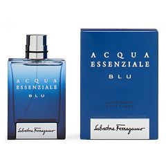 Salvatore Ferragamo Acqua Essential Blu Men's Cologne