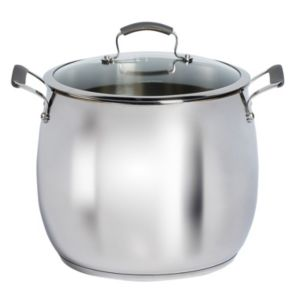 Epicurious 16-qt. Stainless Steel Stockpot