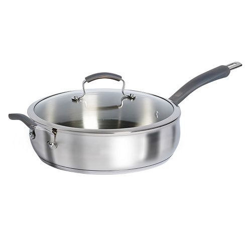 Epicurious 6-qt. Stainless Steel Jumbo Cooker