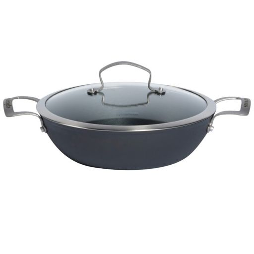 Epicurious 11-in. Cast-Iron Nonstick Everything Pan
