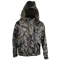 Men's True Timber True Grid Camo Elite Hunting Jacket