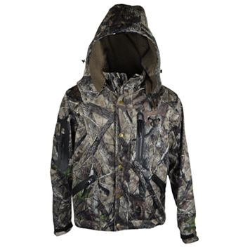 Men's True Timber True Grid Camo Elite Hunting Jacket