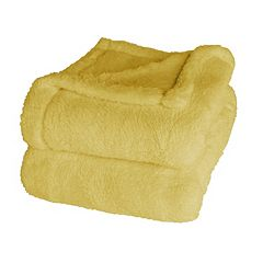 10c4a0bf67 Yellow Blankets   Throws - Bedding